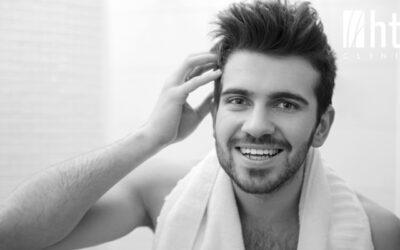 Cómo cuidar el pelo en hombres: 10 consejos