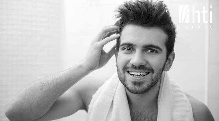 cuidar el pelo en hombres